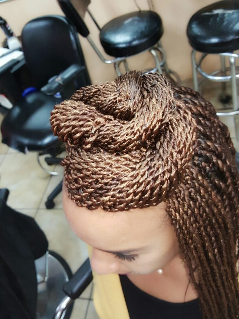 Style 15 Sister Sister African Hair Braiding And Weaving